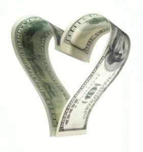 Impartirea banilor in cuplu