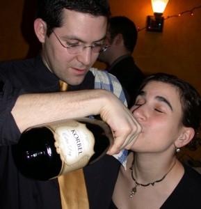 consum de alcool la adolecenta si varsta adulta