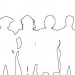 grup de patru persoane