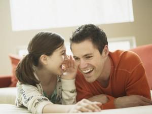 relatia dintre tata si copii