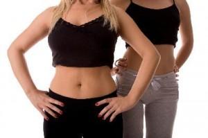 femei care au slabit vazute tot ca fiind obeze