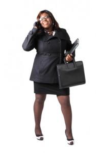 femei obeze care sunt discriminate la munca