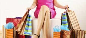 dependenta de shopping